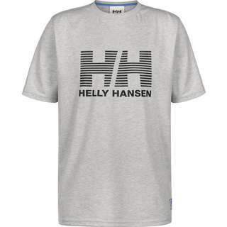 HELLY HANSEN Crew T-Shirt Herren grau/meliert