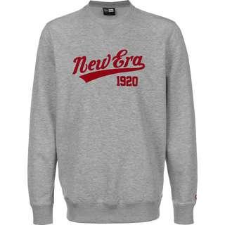 New Era Heritage Crew Sweatshirt Herren grau/meliert