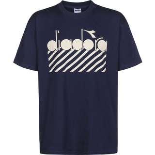 Diadora Barra T-Shirt Herren blau