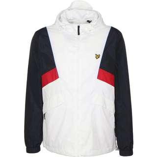 Lyle & Scott Sportswear Trainingsjacke Herren weiß