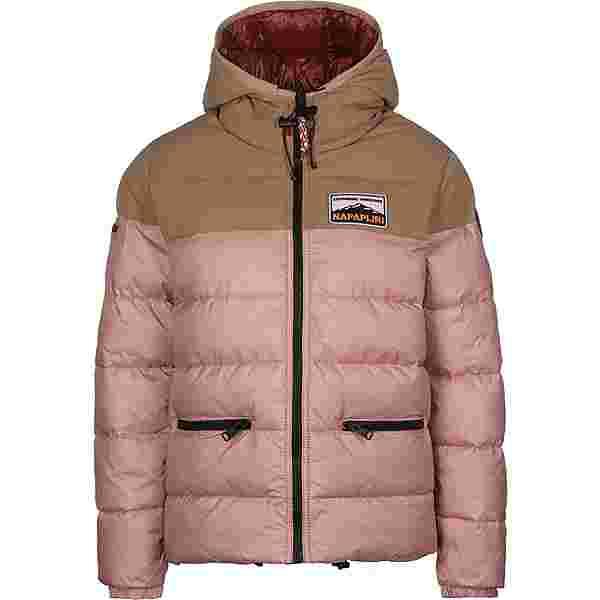 Napapijri Ater Winterjacke Damen pink