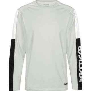 ASICS Sportswear Longshirt Herren grau/schwarz/weiß