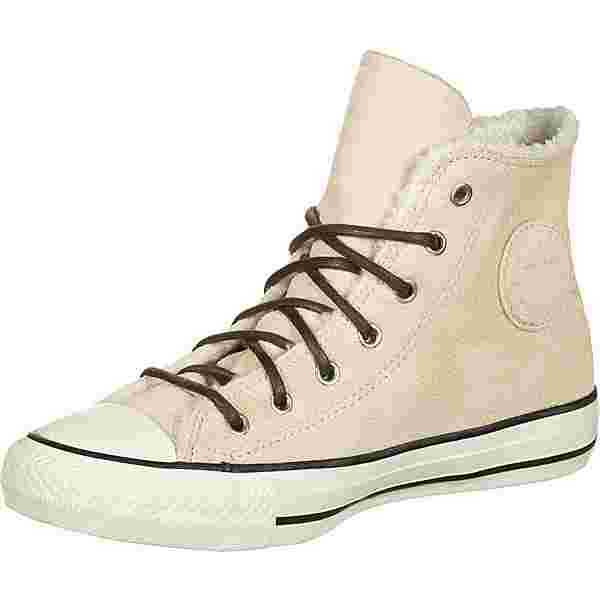 CONVERSE Ctas Hi W Sneaker Damen beige