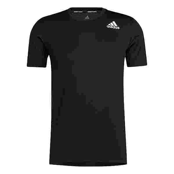 adidas Techfit Compression T-Shirt T-Shirt Herren Schwarz