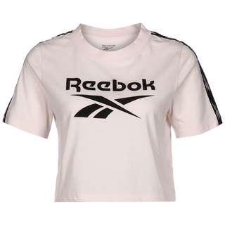 Reebok Training Essentials Tape Pack T-Shirt Damen rosa