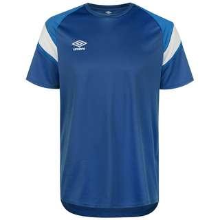 UMBRO Training Jersey Funktionsshirt Herren blau / weiß