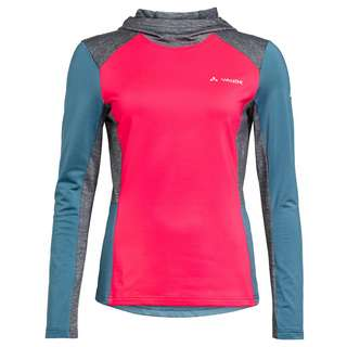 VAUDE Women's Qimsa LS T-Shirt Outdoorjacke Damen vibrant pink