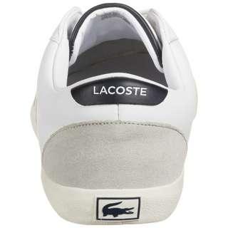 Lacoste Coupole 0120 Sneaker Herren weiß / grau