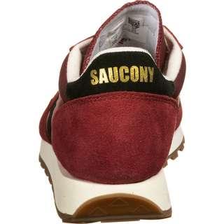 Saucony Jazz Vintage Sneaker Herren weinrot