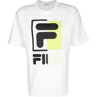 FILA Saku T-Shirt Herren weiß