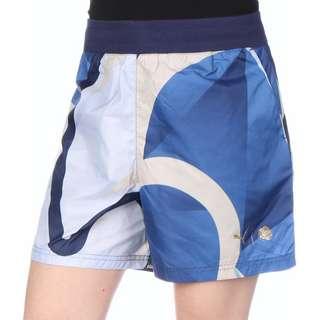 PUMA x Careaux W Shorts Damen blau/weiß