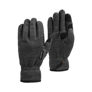 Mammut Fleece Glove Outdoorhandschuhe black mélange