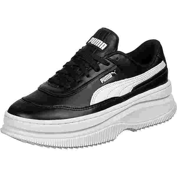 PUMA Deva L W Sneaker Damen schwarz