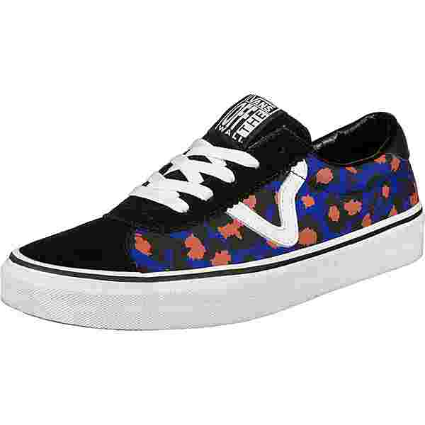 Vans Sport Sneaker blau/schwarz