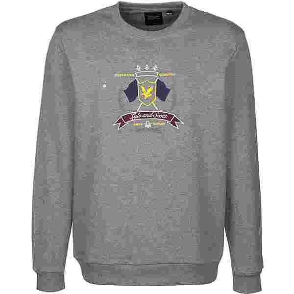 Lyle & Scott Crest Sweatshirt Herren grau/meliert