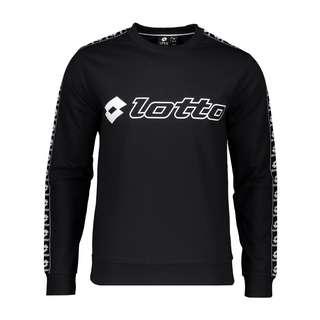 Lotto Athletica Sweatshirt Sweatshirt Herren schwarz