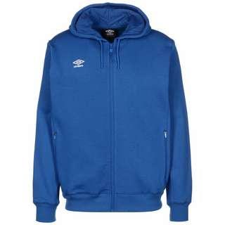 UMBRO Club Leisure ZT Trainingsjacke Herren blau / weiß