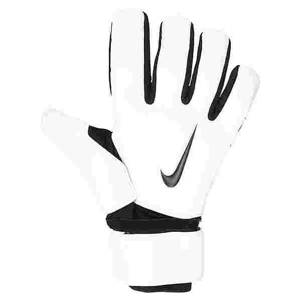 Nike Torwarthandschuhe weissschwarz