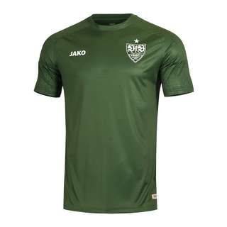 JAKO VfB Stuttgart Recycling T-Shirt Kids Fanshirt Kinder khaki