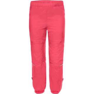 VAUDE Regenhose Kinder bright pink