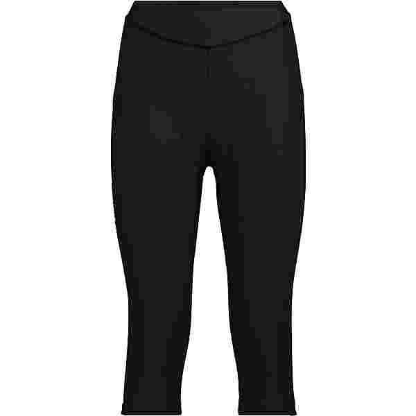 VAUDE Women's Advanced 3/4 Pants IV Fahrradtights Damen black