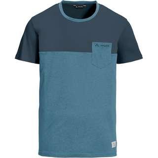 VAUDE Nevis III T-Shirt Herren steelblue