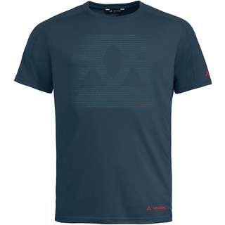 VAUDE Gleann T-Shirt Herren steelblue