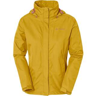 VAUDE Escape Light Regenjacke Damen marigold