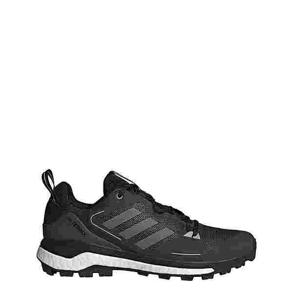 adidas TERREX Skychaser 2.0 Wanderschuh Wanderschuhe Herren Core Black / Grey Four / Dgh Solid Grey