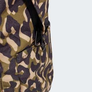 adidas Rucksack Badge of Sport Leopard Rucksack Daypack Damen Multicolor / Black / Hazy Beige / White