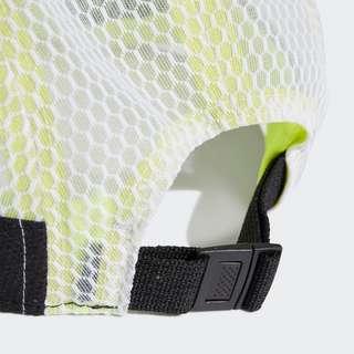 adidas Five-Panel Athletics Kappe Cap Herren White / Black / White