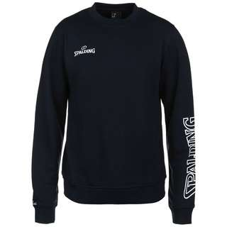 Spalding Team II Sweatshirt Herren dunkelblau / weiß