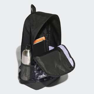 adidas Rucksack Linear Graphic Rucksack Daypack Herren Multicolor / Black / White