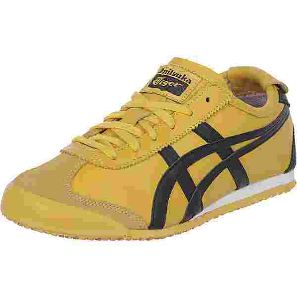 ASICS Mexico 66 Sneaker gelb/schwarz