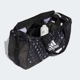 adidas Linear Graphic Duffelbag Sporttasche Herren Multicolor / Black / White