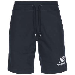NEW BALANCE Essentials Stacked Logo Bermudas Herren dunkelblau