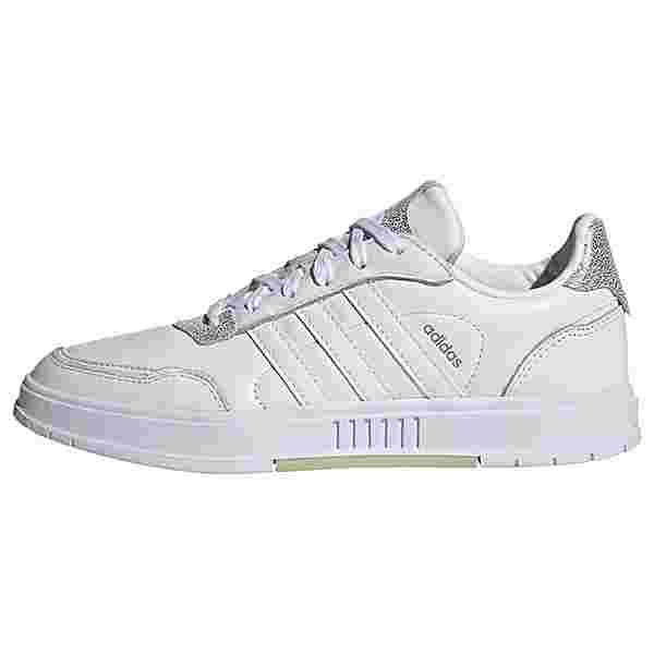 adidas Courtmaster Schuh Sneaker Damen Cloud White / Cloud White / Grey Two