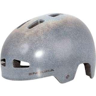 Endura Pisspot Fahrradhelm reflective grey