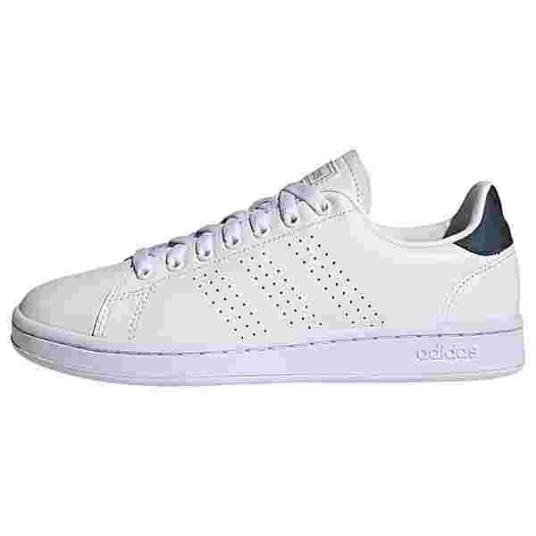 adidas Advantage Schuh Sneaker Damen Cloud White / Cloud White / Clear Lilac