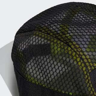 adidas Five-Panel Athletics Kappe Cap Herren Black / White / Black