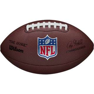 Wilson NFL DUKE REPLICA Football brown