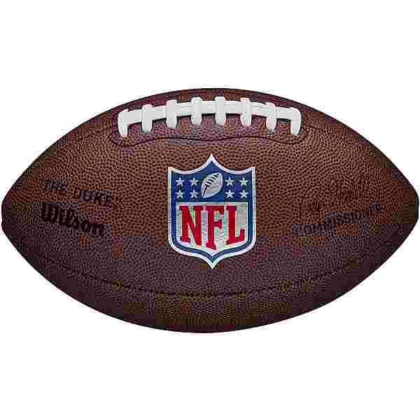 Wilson NFL DUKE REPLICA Football brown
