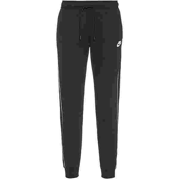 Nike NSW Sweathose Damen black-white