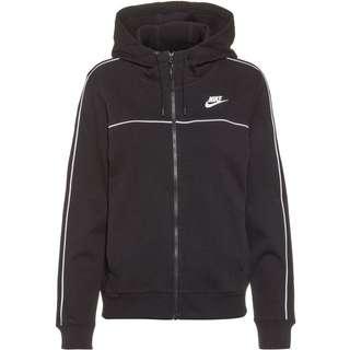 Nike NSW Sweatjacke Damen black-white