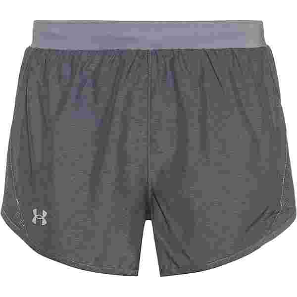 Under Armour Fly By 2.0 Funktionsshorts Damen gray