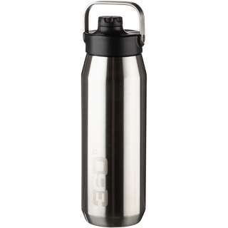 360° degrees 360° Insulated Sip 1000 ML Isolierflasche silver