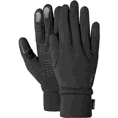 Barts Powerstretch Touch Fingerhandschuhe schwarz