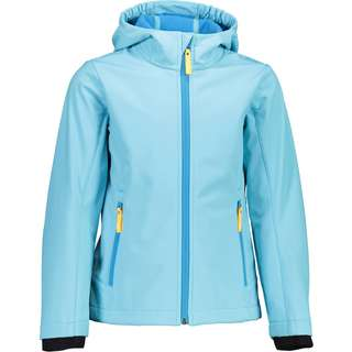 CMP Softshelljacke Kinder pool