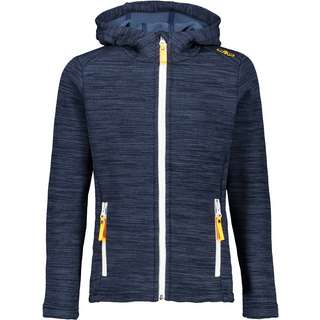 CMP Funktionsjacke Kinder blue mel.-bianco