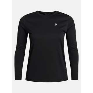 Peak Performance Alum Light Funktionsshirt Damen black
